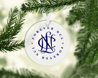 National Charity League Forever NCL Ornament