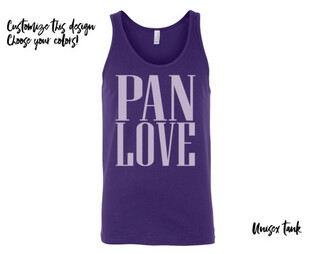 Pan Love Tank
