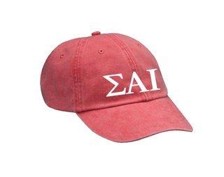 Sigma Alpha Iota Letters Hat