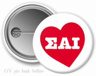 Sigma Alpha Iota Logo Button