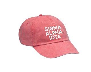 Sigma Alpha Iota Simple Hat