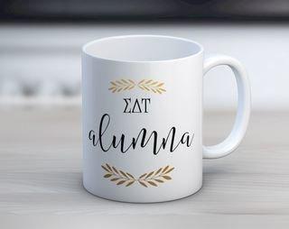 Sigma Delta Tau Alumna Coffee Mug