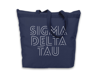 Sigma Delta Tau Modera Tote