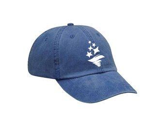 Sigma Delta Tau Stars Hat