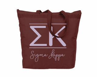 Sigma Kappa Classic Tote