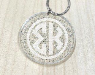 Sigma Kappa Glam Glitter Chain
