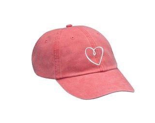 Sigma Kappa Heart Hat