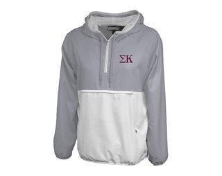 Sigma Kappa Letters Anorak