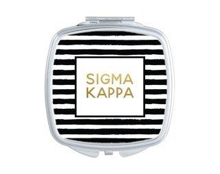 Sigma Kappa Striped Compact