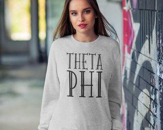 Theta Phi Alpha Inline Sweatshirt