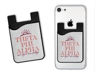 Theta Phi Alpha Sun Card Caddy