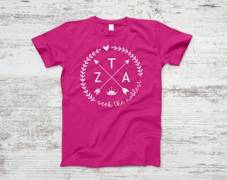 Zeta Tau Alpha Arrows Motto
