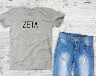 Zeta Tau Alpha Campus Tee