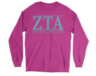 Zeta Tau Alpha Classic Long Sleeve