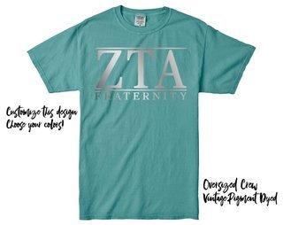 Zeta Tau Alpha Classic Tee