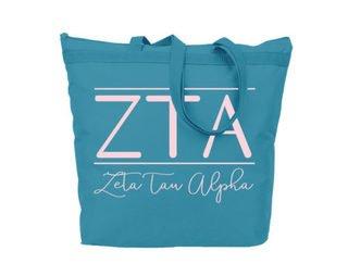 Zeta Tau Alpha Classic Tote