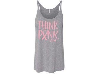 Zeta Tau Alpha Think Pink Tank