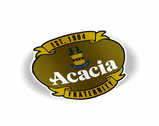 ACACIA Banner Crest - Shield Decal