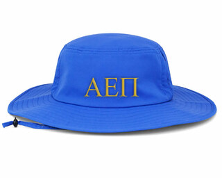 Alpha Epsilon Pi Greek Manta Ray Boonie Hat