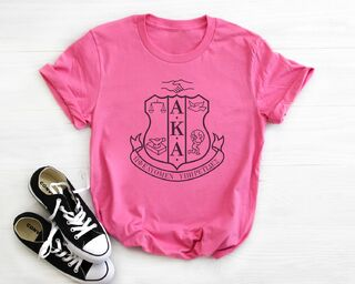 Alpha Kappa Alpha Crest Tee