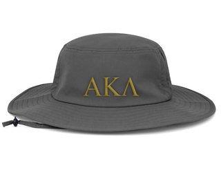 Alpha Kappa Lambda Greek Manta Ray Boonie Hat