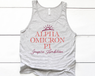 Alpha Omicron Pi Sun Tank