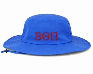 Beta Theta Pi Greek Manta Ray Boonie Hat