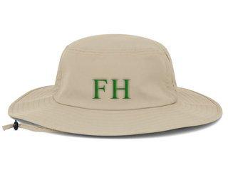 FarmHouse Fraternity Manta Ray Boonie Hat