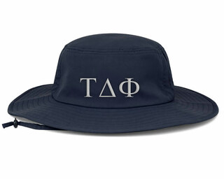 Tau Delta Phi Greek Manta Ray Boonie Hat