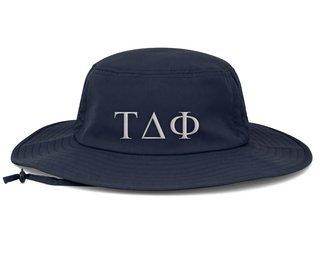 Tau Delta Phi Greek Manta Ray Boonie Hat