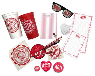 Alpha Omicron Pi Super Sister Set - $70 Value!