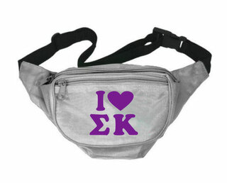 Sigma Kappa Sorority Fanny Pack