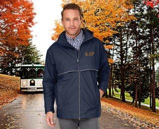 Kappa Delta Rho Men's New Englander� Rain Jacket