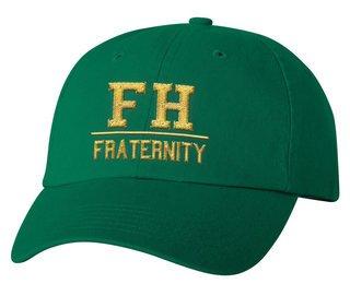 FARMHOUSE Old School Greek Letter Hat