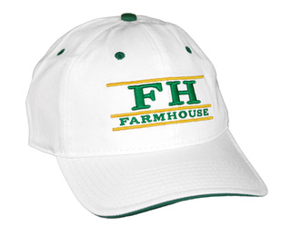 FarmHouse Fraternity Throwback Game Hat