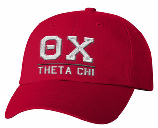 Theta Chi Old School Greek Letter Hat