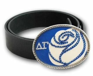 Delta Gamma Belt Buckles- 75% OFF