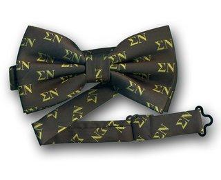 Sigma Nu Bow Tie - Woven