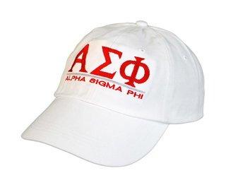 Alpha Sigma Phi World Famous Line Hat