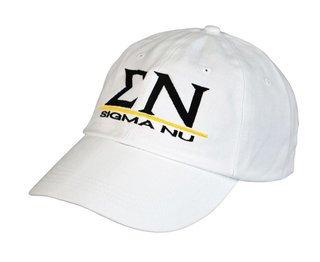 Sigma Nu World Famous Line Hat