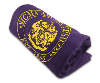 Greek Sweatshirt Blankets
