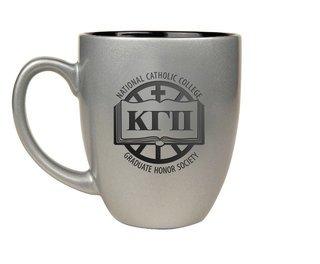 Kappa Gamma Pi Bistro Mug - Engraved