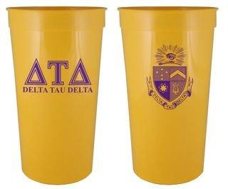 Delta Tau Delta Big Crest Stadium Cup