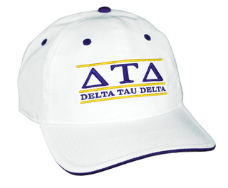 Delta Tau Delta Throwback Game Hat