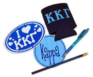 Kappa Kappa Gamma Discount Kit