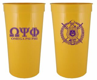 Omega Psi Phi Big Crest Stadium Cup