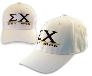 Fraternity Fitted Line Hat