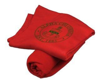 Alpha Chi Omega Sweatshirt Blankets