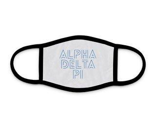 Alpha Delta Pi Modera Face Mask