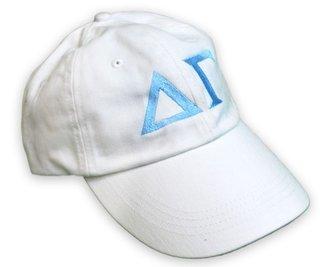 Delta Gamma Letter Hat
